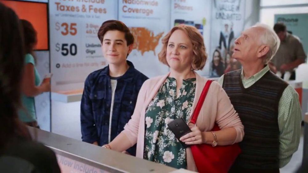 Boost Mobile TV Commercial, 'You Get a Line!' - Video
