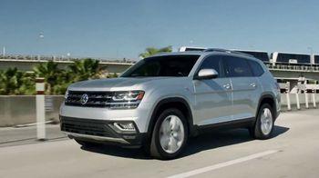 2018 Volkswagen Atlas TV Spot, 'The Switch' [Spanish] [T1] - Thumbnail 1