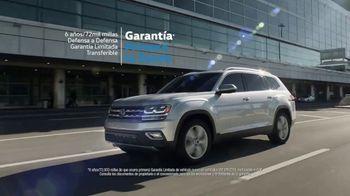 2018 Volkswagen Atlas TV Spot, 'The Switch' [Spanish] [T1] - Thumbnail 9