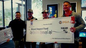 PGA TOUR TV Spot, 'Charities' - 7 commercial airings