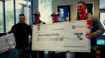 PGA TOUR TV Spot, 'Charities' - 7 commercial airings