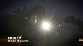 Optima Batteries TV Spot, 'Bassmaster' Featuring Edwin Evers - Thumbnail 1