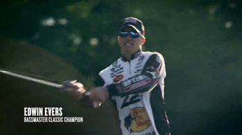 Optima Batteries TV Spot, 'Bassmaster' Featuring Edwin Evers - Thumbnail 2