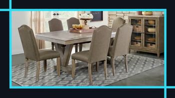 Rooms to Go January Clearance Sale TV Spot, 'Great Dining Style' - Thumbnail 3