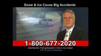 Lawyers Group TV Spot, 'Snow & Ice' - Thumbnail 1