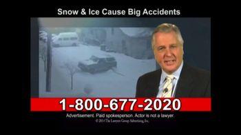 Lawyers Group TV Spot, 'Snow & Ice' - Thumbnail 2