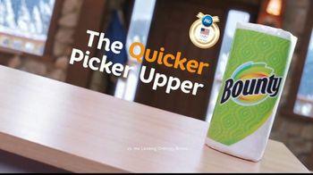 Bounty TV Spot, 'The Quicker Downhiller' Featuring Lindsey Vonn - Thumbnail 6