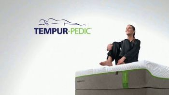 Tempur-Pedic TV Spot, 'Here Comes a New Year' Featuring Kristen Hetzel