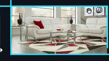 Rooms to Go January Clearance Sale TV Spot, 'Contemporary Living Room Set' - Thumbnail 2