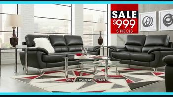 Rooms to Go January Clearance Sale TV Spot, 'Contemporary Living Room Set' - Thumbnail 5