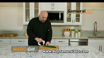 Samurai 360 TV Spot, 'Revolutionary Blade' Featuring Marc Gill