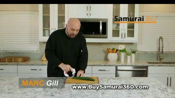 Samurai 360 TV Spot, 'Revolutionary Blade' Featuring Marc Gill