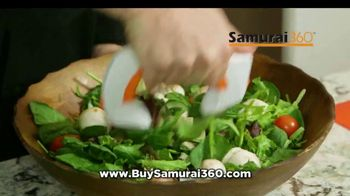 Samurai 360 TV Spot, 'Revolutionary Blade' Featuring Marc Gill - Thumbnail 7