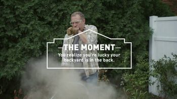 Lowe's TV Spot, 'Backyard Moment: Lawn Seed' - 108 commercial airings