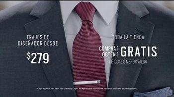 Men's Wearhouse TV Spot, 'Trajes de diseñador' [Spanish] - Thumbnail 5
