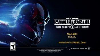 Star Wars Battlefront II: Elite Trooper Deluxe Edition TV Spot, 'Elite' - Thumbnail 8