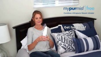 MyPurMist TV Spot, 'Natural Drug-Free Relief'