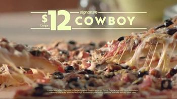 Papa Murphy's Cowboy Pizza TV Spot, 'Law of Fresh: Here's the Deal' - Thumbnail 10