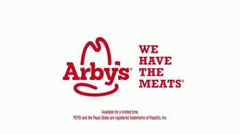 Arby's Chicken Pepperoni Parmesan Sandwich TV Spot, 'Also Belongs' - Thumbnail 6