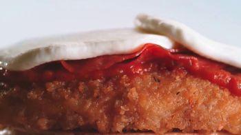 Arby's Chicken Pepperoni Parmesan Sandwich TV Spot, 'Also Belongs' - Thumbnail 2