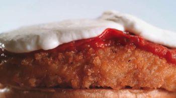 Arby's Chicken Pepperoni Parmesan Sandwich TV Spot, 'Also Belongs' - Thumbnail 3