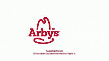 Arby's Chicken Pepperoni Parmesan Sandwich TV Spot, 'Also Belongs' - Thumbnail 5