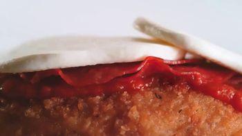 Arby's Chicken Pepperoni Parmesan Sandwich TV Spot, 'Luxurious Place' - Thumbnail 1