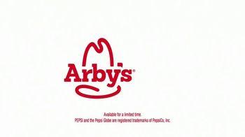Arby's Chicken Pepperoni Parmesan Sandwich TV Spot, 'Luxurious Place' - Thumbnail 9