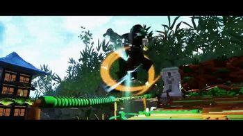 The LEGO Ninjago Movie Video Game TV Spot, 'Ninja-gility Vignette' - Thumbnail 7