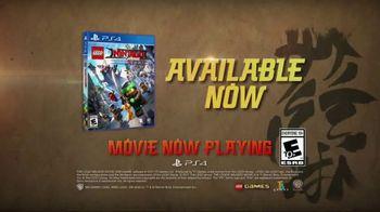 The LEGO Ninjago Movie Video Game TV Spot, 'Ninja-gility Vignette' - Thumbnail 8
