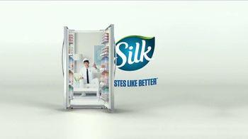 Silk Almond Milk TV Spot, 'Silk Man' - Thumbnail 10