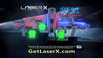 Laser X TV Spot, 'New World'