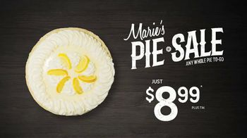 Marie Callender's Pie Sale TV Spot, 'Happiness to Go' - Thumbnail 8