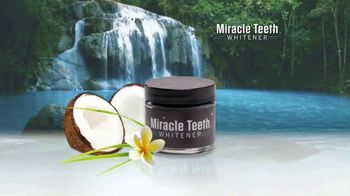 Miracle Teeth Whitener TV Spot, 'Incredible Results' - 36 commercial airings
