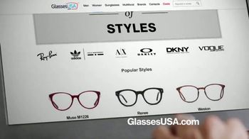 GlassesUSA.com TV Spot 'Necesitas nuevos lentes' [Spanish] - Thumbnail 3