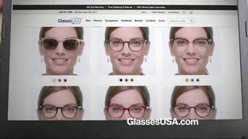 GlassesUSA.com TV Spot 'Necesitas nuevos lentes' [Spanish] - Thumbnail 4