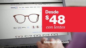 GlassesUSA.com TV Spot 'Necesitas nuevos lentes' [Spanish] - Thumbnail 5