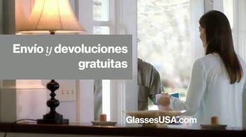 GlassesUSA.com TV Spot 'Necesitas nuevos lentes' [Spanish] - Thumbnail 6