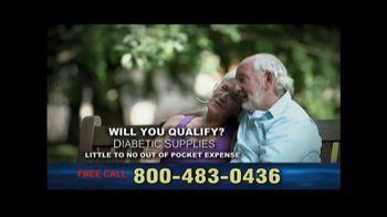24/7 Diabetic Health Hotline TV Spot, 'Free Meter Upgrade & Podometer'