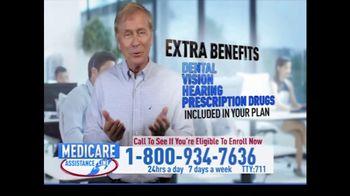 Medicare Assistance Line TV Spot, 'Extra Benefits'