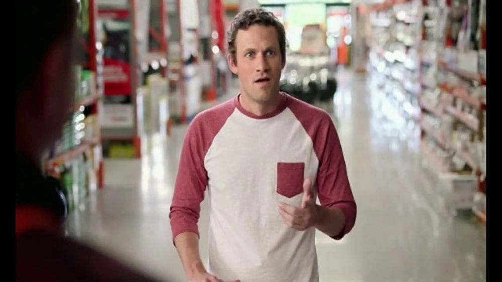 The Home Depot Tv Commercial Espn Game Day Feat