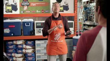 The Home Depot TV Spot, 'ESPN: Game Day' Feat. Desmond Howard, Lee Corso - Thumbnail 4