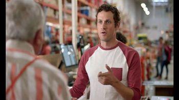 The Home Depot TV Spot, 'ESPN: Game Day' Feat. Desmond Howard, Lee Corso - Thumbnail 7