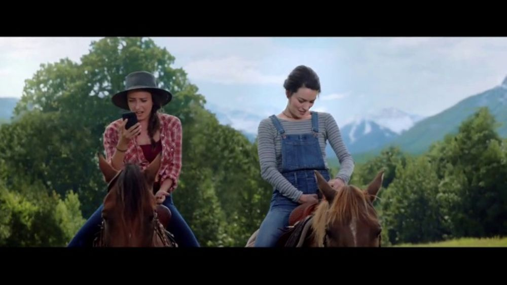 Verizon Iphone Commercial