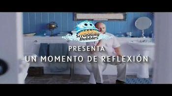 Scrubbing Bubbles Toilet Cleaning Gel TV Spot, 'Reflexión' [Spanish]