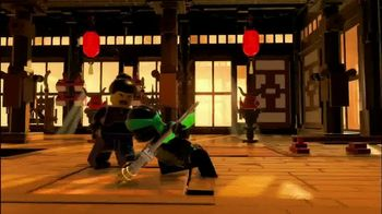 The LEGO Ninjago Movie Video Game TV Spot, 'Disney Channel: Adventure'