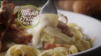 Olive Garden Never Ending Pasta Bowl TV Spot, 'Pasta Bowls Are Back' - Thumbnail 1