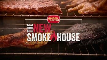 Golden Corral Smokehouse TV Spot, \'Cooked Low and Slow\'