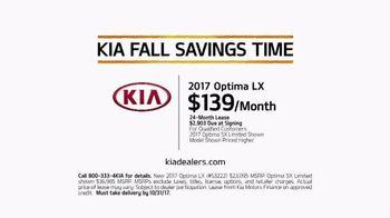 Kia Fall Savings Time TV Spot, 'Robot-Tested Smart Trunk Technology' - Thumbnail 7