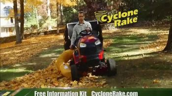 Cyclone Rake TV Spot, 'Property Cleanup'